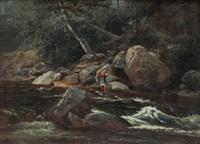 lungo il ruscello by giovanni corvini
