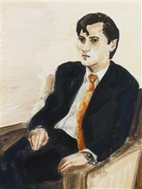 dr. scarpinato (vincent) by elizabeth peyton