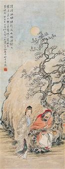 figure by ruan shufeng