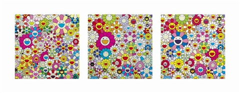 artwork by takashi murakami