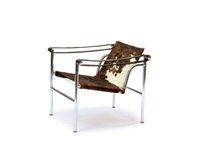 armlehnsessel lc1 by le corbusier, charlotte perriand and pierre jeanneret