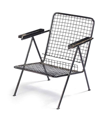 armchair by gerrit thomas rietveld