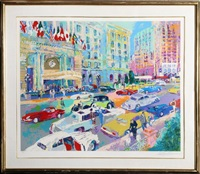 nob hill by leroy neiman