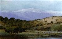 a chilean landscape by fernando abalo