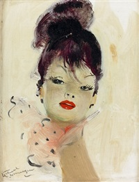 rana by gaston domergue