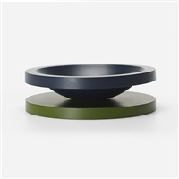 bowl by ettore sottsass