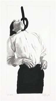 untitled by robert longo