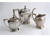 tea set (set of 3) by luang seng