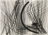 komposition 23 by hans hartung