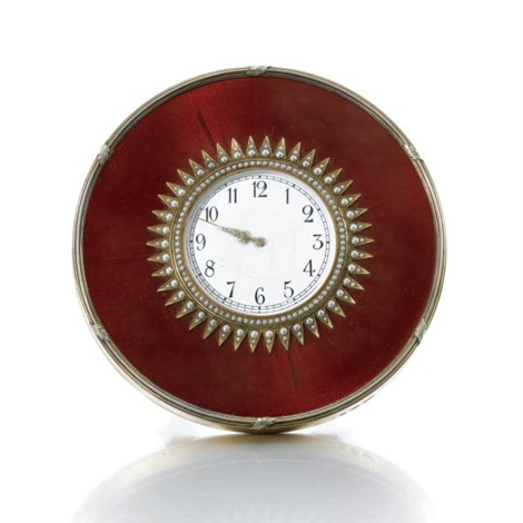 a clock by johann viktor aarne