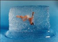 le plongeur by patrick tosani