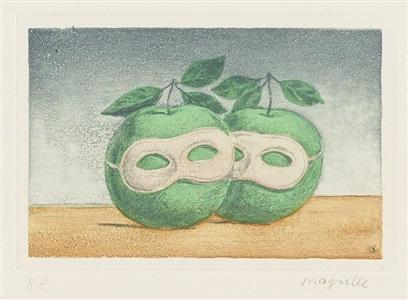 artwork by rené magritte
