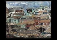 village by kunitaro suda