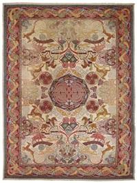 hunting carpet by george bain