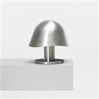 sergeant schultz table lamp by george nelson & associates