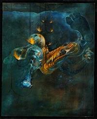 surreal composition by samuel de costa