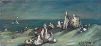 seascape by esther peretz arad