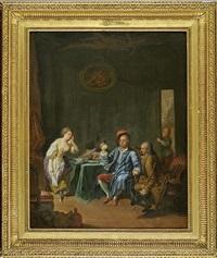 la visite chez le médecin by pierre alexandre wille