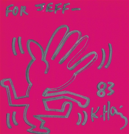untitles by keith haring