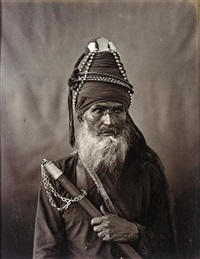 akali sikh by william willoughby hooper