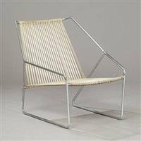 flag halyard chair by henning klok