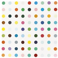 lumichrome by damien hirst