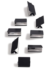 acht wandleuchten cp-1 (set of 8) by charlotte perriand