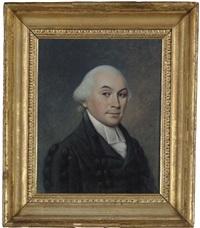 portrait of a gentleman by james sharples