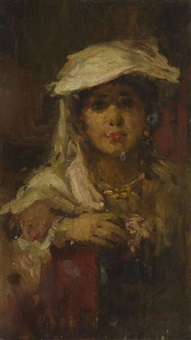 figura by antonio mancini