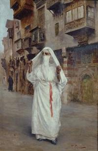 donna egiziana by fabio fabbi