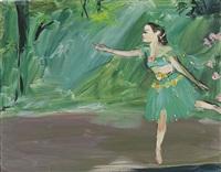 dancer on the stage, c. 1877-80 edgar degas a lake awakes by karen kilimnik