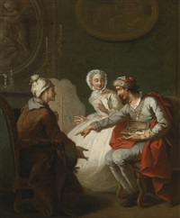 the doctor's visit, or