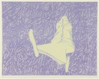 untitled by maria lassnig