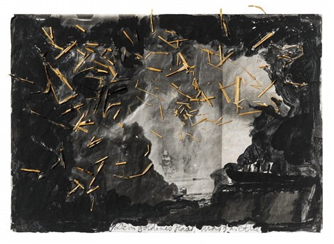 dein goldenes haar margarethe by anselm kiefer