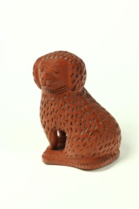 sewertile dog by george bagnall