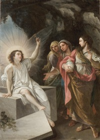 die drei marien am grab by gaetano lapis