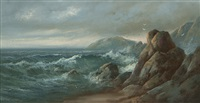 california seascape by carl sammons