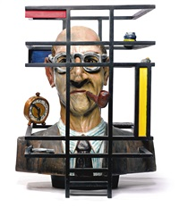 mondrian by red grooms