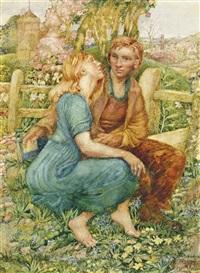 the lovers by noel laura bush