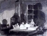 kokous (a meeting) by nikolai nikolaevich kupreyanov