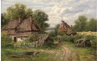 essex farmsteads by john gunson atkinson