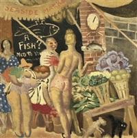 seaside market by eugene francis savage