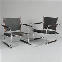stokke chair (pair) by jens quistgaard