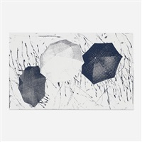 untitled (umbrellas) by nate lowman