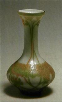 vase mit veilchen by beckmann & weis