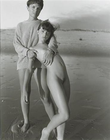 Jock Sturges Flore And Frederique And La - Office Girls ...