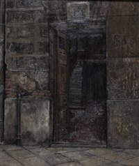 portal c/ san bernardo 80 by amalia avia