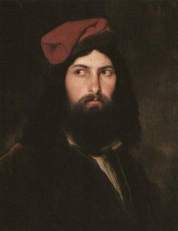 portrait dun homme napolitain by nicaise de keyser