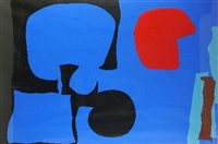 winchester four i by patrick heron