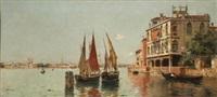 venecia by antonio maría de reyna manescau